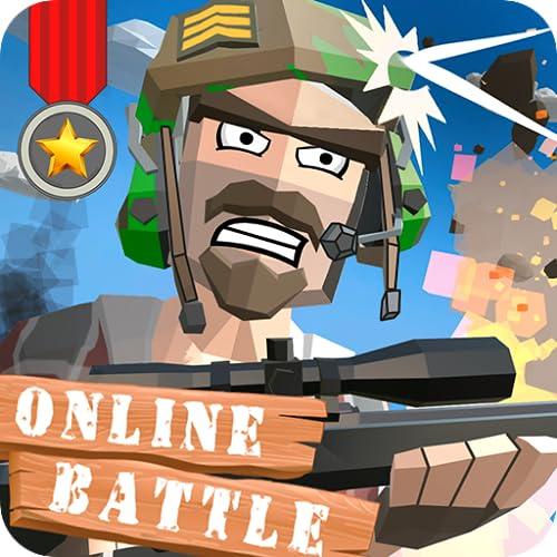 Strike War Polygon - Shooting Game