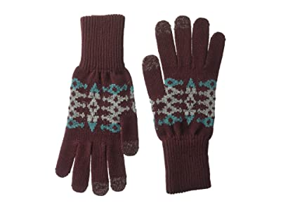 Pendleton Texting Gloves (Redtop) Snowboard Gloves