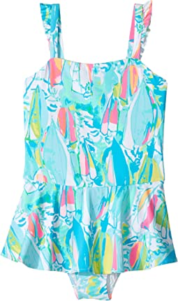 Lilly Pulitzer Kids Mindy Swimsuit (Toddler/Little Kids/Big Kids)