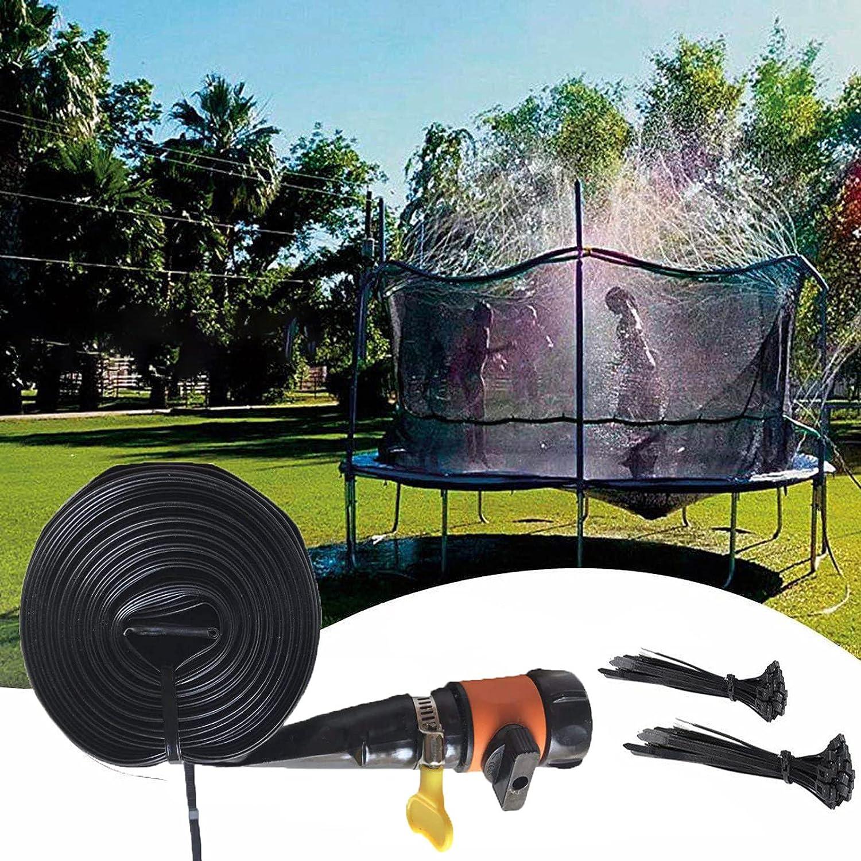 Loosebee Trampoline Sprinkler for Kids - Outdoor Trampoline Wate
