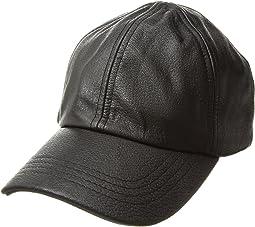 UGG - Leather Baseball Hat