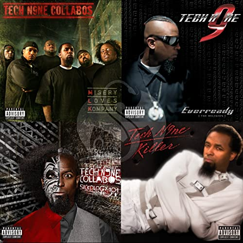 Tech N9ne: The Box Set [Explicit] by Various artists on
