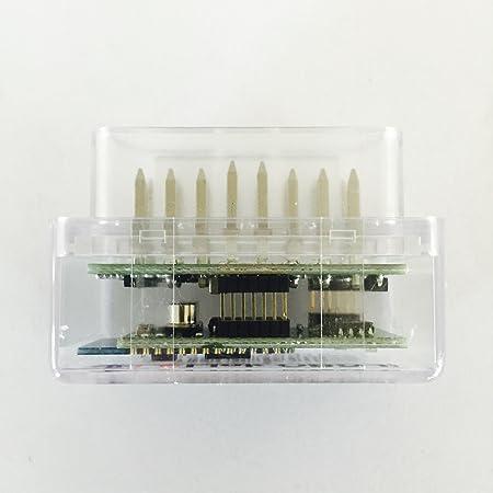 LELinkブルートゥース低エネルギーBLE OBD-II OBD2車診断ツールiPhone / iPod/iPad用