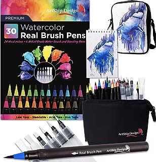 Best kuretake watercolor brush pen Reviews