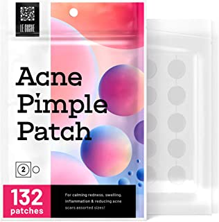 Acne Pimple Master Patch 132 dots - Absorbing Hydrocolloid Blemish Spot Skin Treatment and Care Dressing