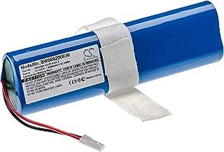 vhbw Akumulator zamienny do iLife 18650B4-4S1P-AGX-2 do domowych robota (2600 mAh, 14,4 V, litowo-jonowy)