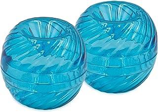 FlyFix Fruit Fly Trap, Non-Toxic, Reusable (Blue)