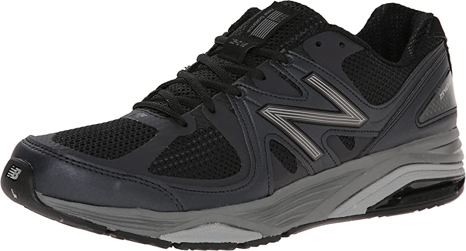 New Balance Men's M1540V2 Optimum Control Running chaussures, noir, 7 2E US