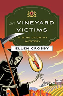 The Vineyard Victims: A Wine Country Mystery (Wine Country Mysteries Book 8)
