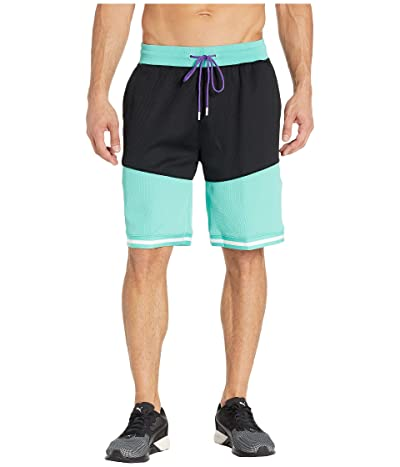 PUMA Claw Pack XTG Shorts (Puma Black/Blue Turquoise/Puma White) Men