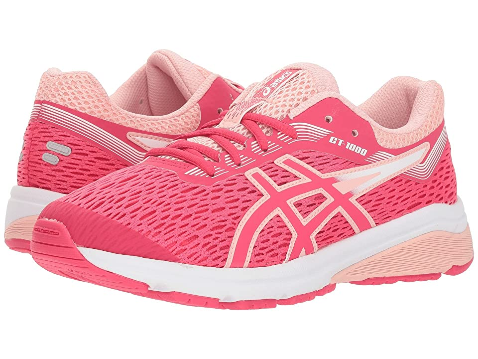 ASICS Kids GT-1000 7 (Big Kid) (Pixel Pink/Frosted Rose) Girls Shoes