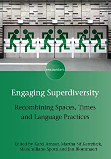 Engaging Superdiversity: Recombining Spaces, Times and Language Practices (Encounters Book 7)
