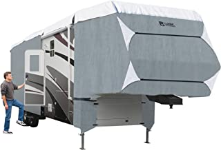 Classic Accessories OverDrive PolyPro 3 Deluxe Cover for 37' to 41' Extra Tall 5th Wheel Trailers
