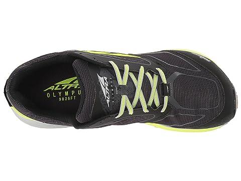 3 Black Footwear Olympus Altra YellowGrayGreen aEZgnqw