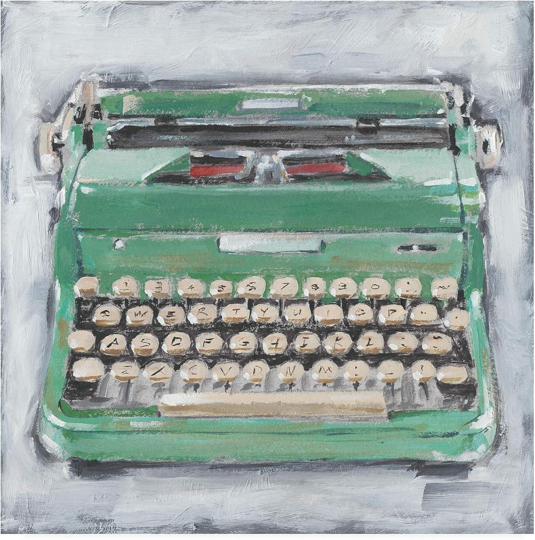 Trademark Fine Art Vintage Typewriter II by Ethan Harper, 14x14