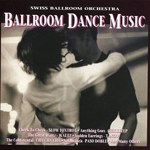 Ballroom Dance Music Swiss Orchestra product image
