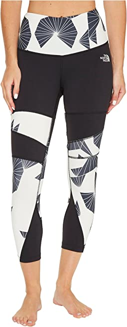 Motivation Printed Tights