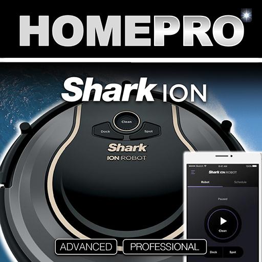 HomePro for Shark ION Vacuu
