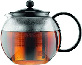 Bodum 1805-01TG Assam Tea Press, 34 Oz, Black