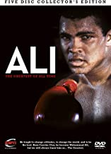 Ali: The Greatest of All Time (5-Disc Collector's Edition) [DVD] [Reino Unido]