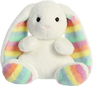 "Aurora - Easter Item - 13"" Cora Rainbow Bunny"