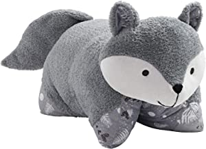 Pillow Pets Naturally Comfy Fox Stuffed Animal Plush Toy