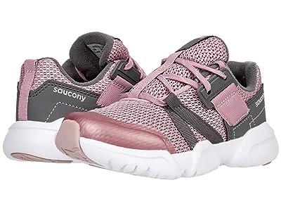 Saucony Kids S-Vertex Lace (Little Kid/Big Kid) Girls Shoes