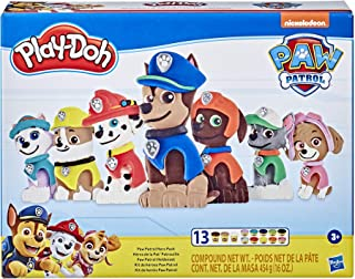 Play-Doh PAW Patrol Hero Pack Arts and Crafts Toy for...