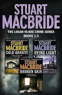 Logan McRae Crime Series Books 1-3: Cold Granite, Dying Light, Broken Skin (Logan McRae) (Logan McRae Collection Book 1)
