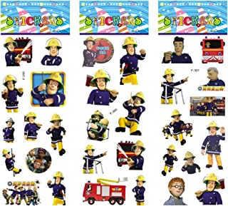 FIREMAN SAM GIANT ARTIST PAD Great for Gift for your Child