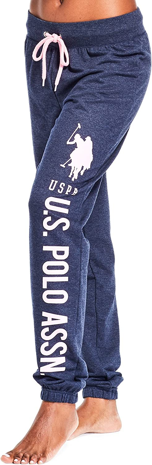 US Polo Assn Womens Printed French Terry Boyfriend Fitted long ...