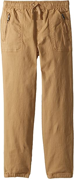Polo Ralph Lauren Kids - Chino-Paneled Terry Jogger (Little Kids)