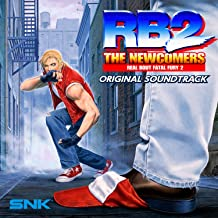 Real Bout Fatal Fury 2 The Newcomers ORIGINAL SOUND TRACK