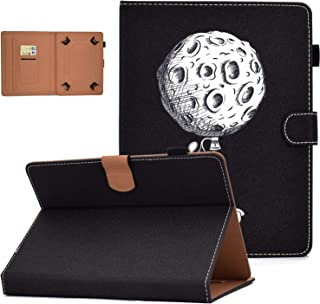 UGOcase 8.0 inch Universal Tablet Case, PU Leather Colorful Cards Slots Wallet Shell Folio Stand Case for Mini 1 2 3 4 5/G...