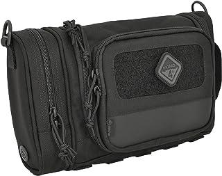 Hazard 4 Reveille Rugged Grooming Kit/Heavy-Duty Toiletry Bag, Black