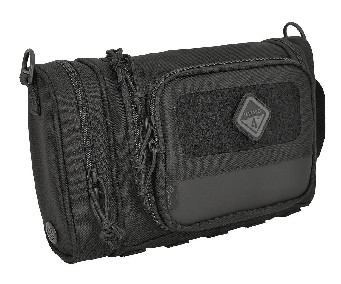 HAZARD 4 Reveille(TM) Rugged Grooming Kit/Heavy-Duty Toiletry Bag (R)