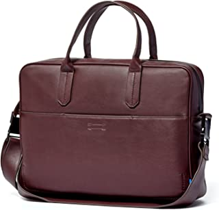 Arthur Briefcase With Soft Napa Leather