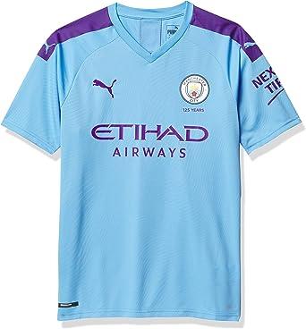 PUMA Men's Manchester City Mcfc Home Authentic Shirt