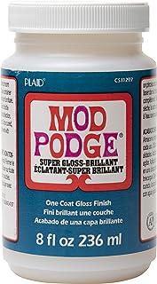 MOD PODGE SUPER GLOSS 8 OZ.