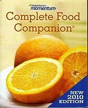 New 2010 Weight Watchers Food Companion Book