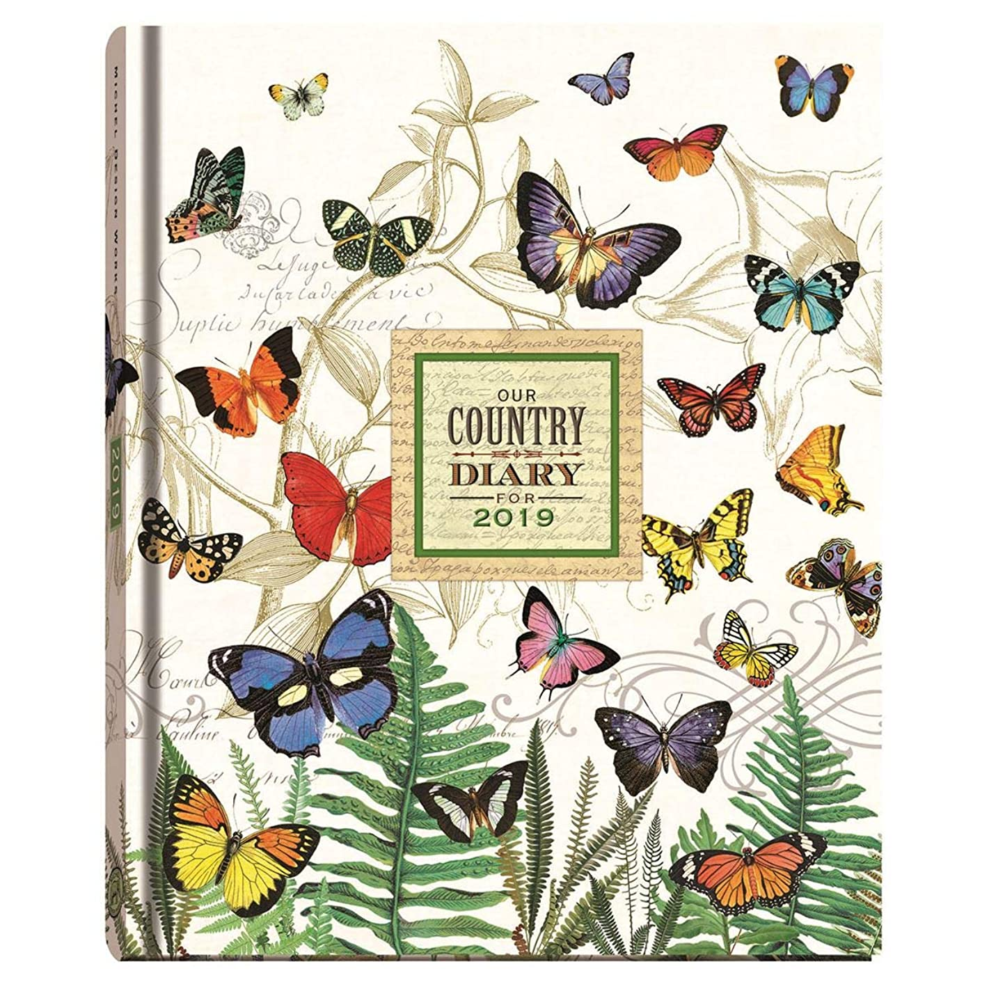 Michel Design Works Country Diary 2019