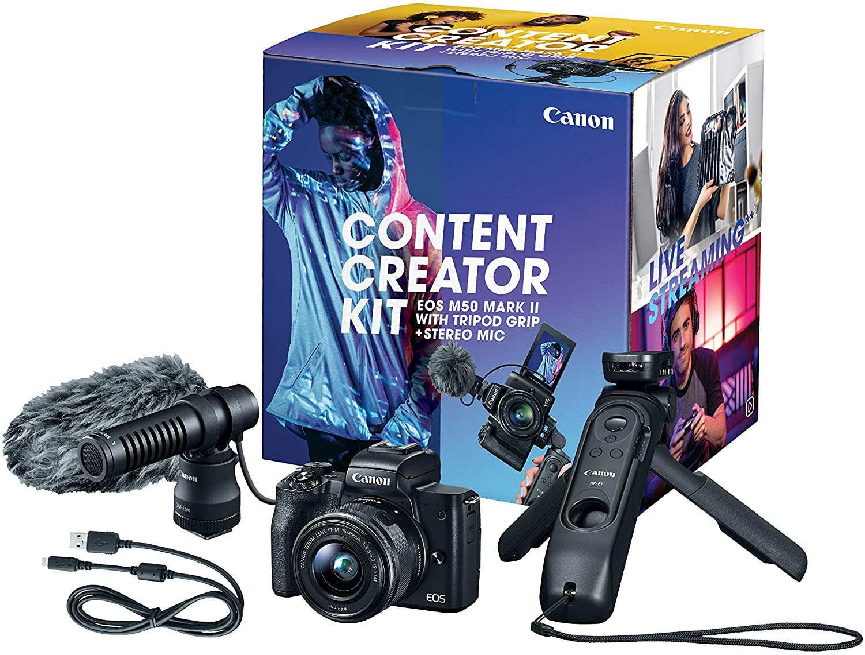 Vlogging Content Creator Kit