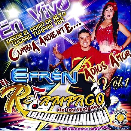 El Rey del Cielo (En Vivo) by Efren El Relampago de Los Teclados on Amazon Music - Amazon.com