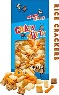 Sponsored Ad - Rice Crackers - 8 Ounces - Crunchy and Nutritious Snack