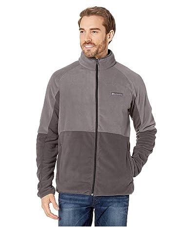 Columbia Basin Trailtm Fleece Full Zip Jacket (Shark/City Grey) Men