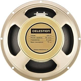 CELESTION G12H-75 Creamback 8-Ohm 12-Inch 75-Watt Guitar Speaker
