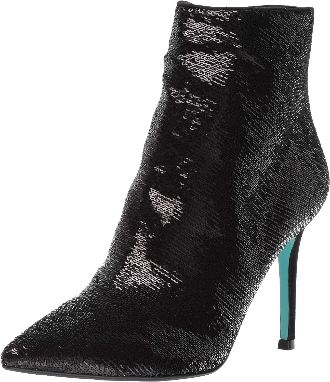 Betsey Johnson bluee Women's Sb-jey Ankle Boot