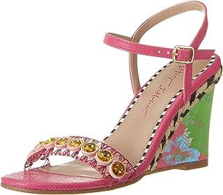 Betsey Johnson Women's Kodi Espadrille Wedge Sandal