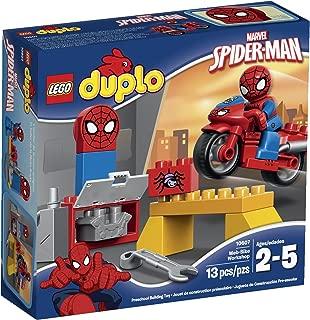 LEGO Duplo Spider-Man Web-Bike Workshop 10607 Spiderman Toy