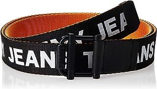 Tommy Hilfiger Men's Tjm Roller Webbing 3.5 Reversible Belt